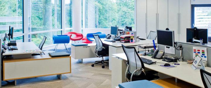 Lediga kontorslokaler för de som söker någonting nytt